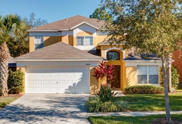 4 Bed Orlando Florida Villas