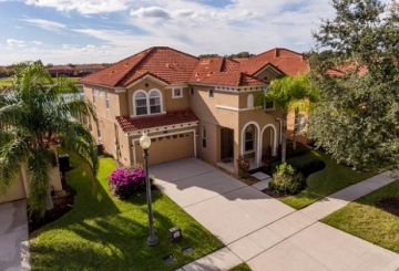 6 Bed Orlando Florida Villas